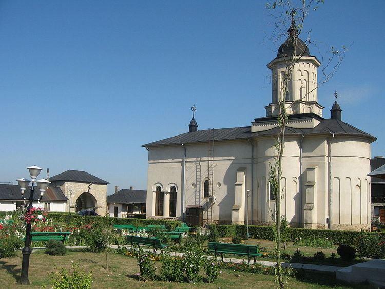 Hlincea Monastery