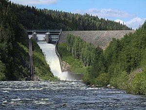 Höljes Hydroelectric Power Station httpsuploadwikimediaorgwikipediacommonsthu