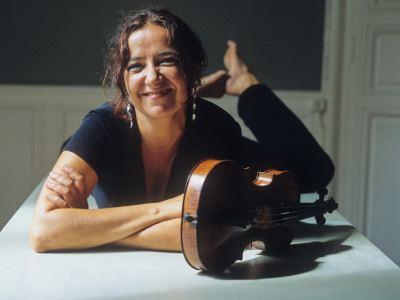Hélène Schmitt Helene Schmitt Violin Short Biography