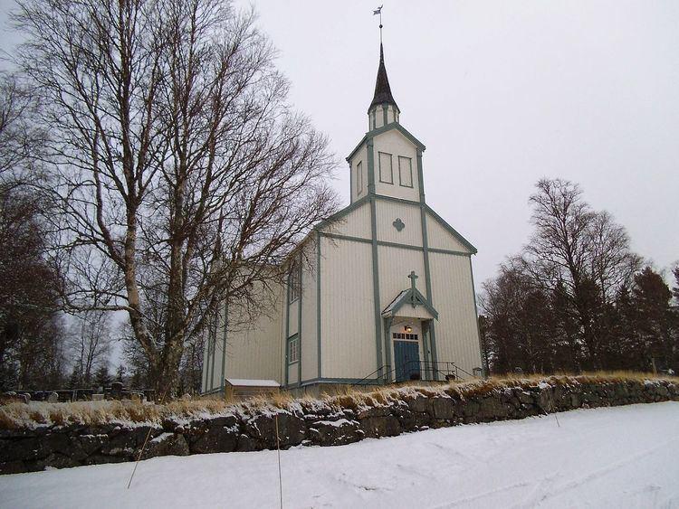 Hølonda Church