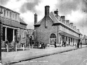 HM Factory, Gretna HM Factory Gretna Timbertown Girls Munitions Workers Theatre
