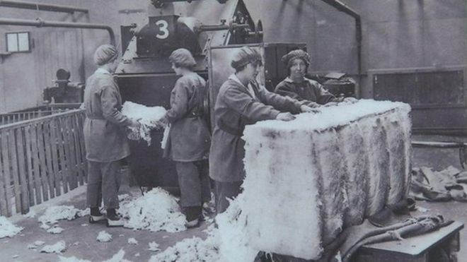 HM Factory, Gretna World War One HM Factory Gretna39s vital munitions role BBC News
