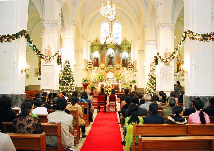 Hàm Long Church