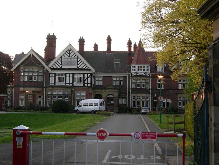HM Prison Askham Grange