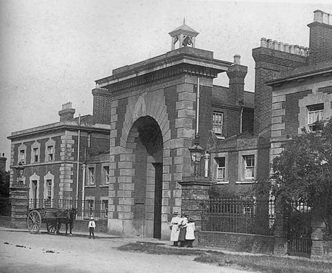 HM Prison Cookham Wood
