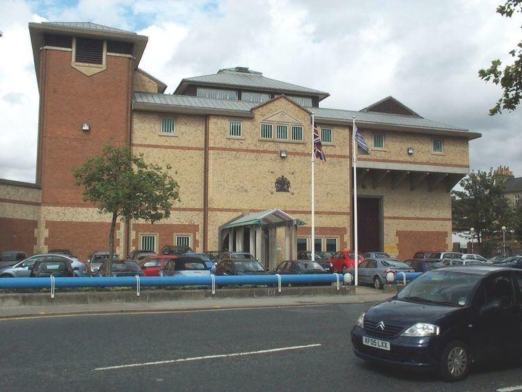 HM Prison Highpoint North