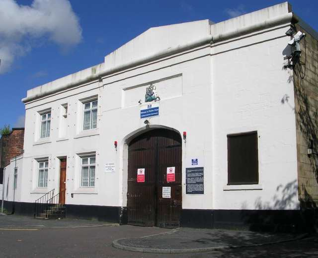 HM Prison Preston
