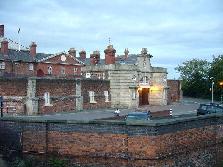HM Prison Stoke Heath