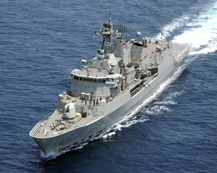HMAS Anzac (FFH 150) MaritimeQuest HMAS Anzac FFH150 Page 1