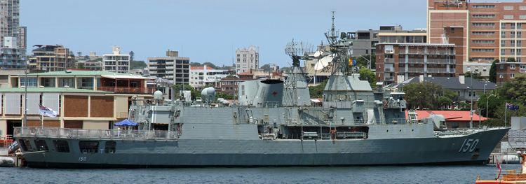 HMAS Anzac (FFH 150) FileHMAS Anzac FFH 150JPG Wikimedia Commons