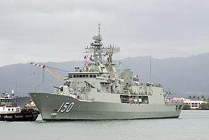 HMAS Anzac (FFH 150) HMAS Anzac FFH 150 Wikipedia