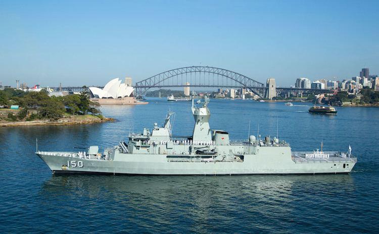 HMAS Anzac (FFH 150) wwwnavygovausitesdefaultfilesships20141114