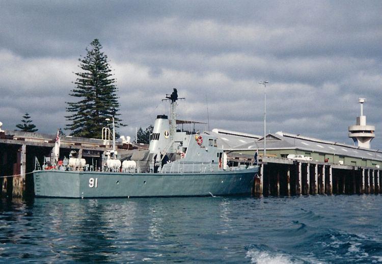 HMAS Aware (P 91) wwwshipspottingcomphotosmiddle8711570178jpg
