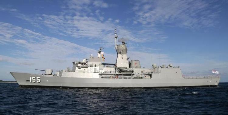 HMAS Ballarat (FFH 155) wwwnavygovausitesdefaultfilesshipsHMASBal