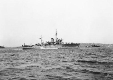 HMAS Bundaberg (J231)