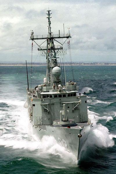HMAS Canberra (FFG 02) ex HMAS Canberra History amp Specs Dive into history on the ex HMAS