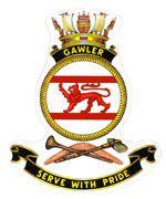 HMAS Gawler (J188) httpsuploadwikimediaorgwikipediaenffaHMA