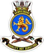 HMAS Hawkesbury (M 83) httpsuploadwikimediaorgwikipediaen006HMA