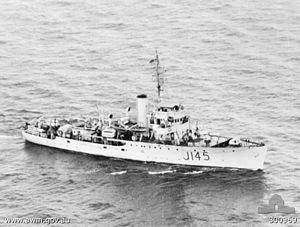 HMAS Lismore (J145) httpsuploadwikimediaorgwikipediacommonsthu