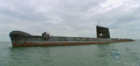 HMAS Otama Saving HMAS Otama The conservation effort to restore an Oberon
