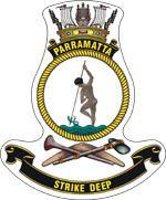 HMAS Parramatta (DE 46) httpsuploadwikimediaorgwikipediaenbb5HMA