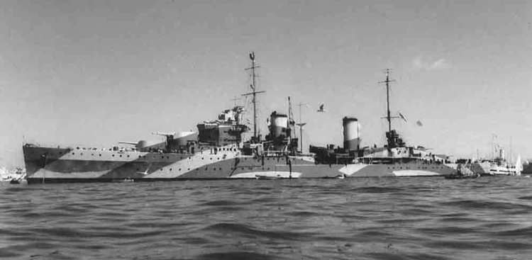 HMAS Perth (D29) HMAS Perth laststandonzombieisland