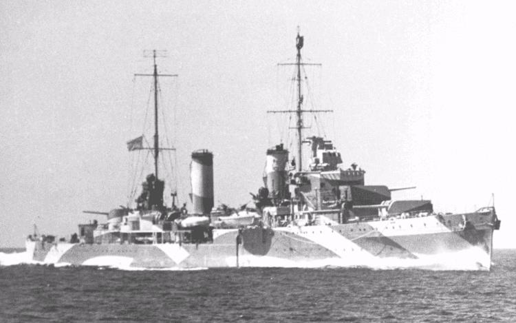 HMAS Perth (D29) HMAS Perth I Royal Australian Navy