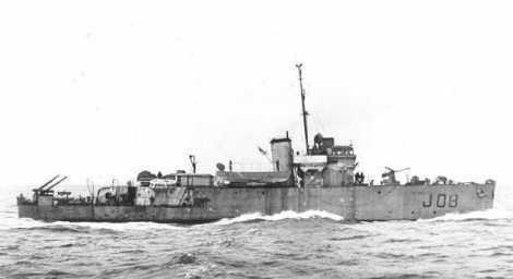 HMCS Bayfield wwwreadyayereadycomshipsbangorbayfieldjpg
