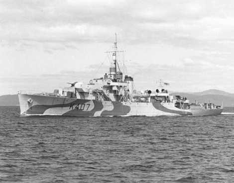 HMCS Beacon Hill (K407) wwwreadyayereadycomshipsfrigatebeachilljpg