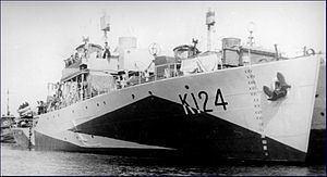 HMCS Cobalt (K124) httpsuploadwikimediaorgwikipediacommonsthu