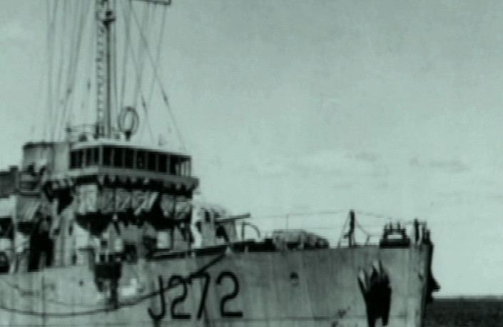 HMCS Esquimalt Sinking of HMCS Esquimalt 71 years ago remembered CHEK