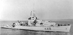 HMCS Joliette (K418) httpsuploadwikimediaorgwikipediacommonsthu
