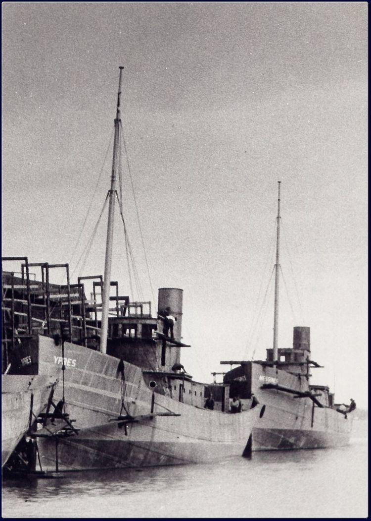 HMCS Messines