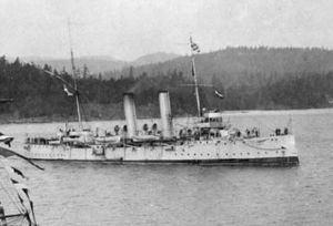 HMCS Rainbow (1891) HMS Rainbow 1891