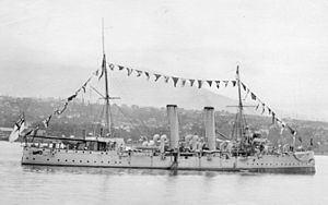 HMCS Rainbow (1891) httpsuploadwikimediaorgwikipediacommonsthu