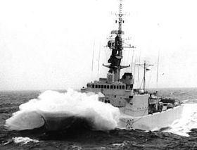 HMCS Saskatchewan (DDE 262) HMCS Saskatchewan DDE 262 Wikipedia