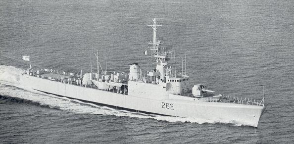 HMCS Saskatchewan (DDE 262) HMCS Saskatchewan