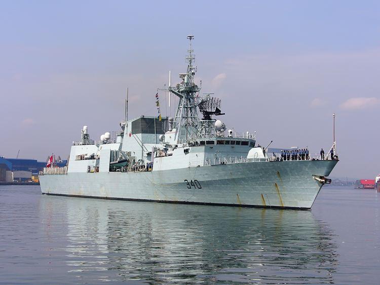 HMCS St. John's (FFH 340) httpsuploadwikimediaorgwikipediacommons99