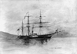 HMS Acheron (1838) httpsuploadwikimediaorgwikipediacommonsthu