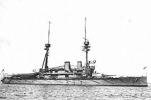 HMS Agamemnon (1906) HMS Agamemnon 190619271 Gosport Heritage Open Days