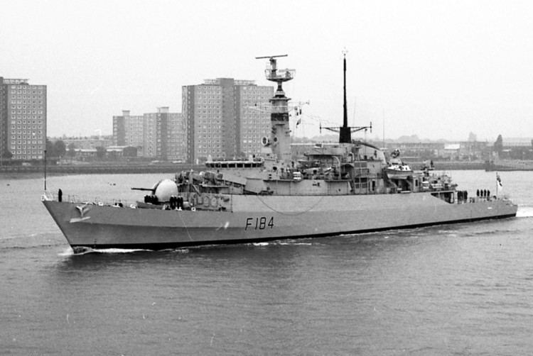 HMS Ardent (F184) HMS ARDENT F184 ShipSpottingcom Ship Photos and Ship Tracker