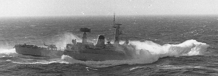 HMS Arethusa (F38) HMS Arethusa f38 Leander Class frigate Ships Pinterest