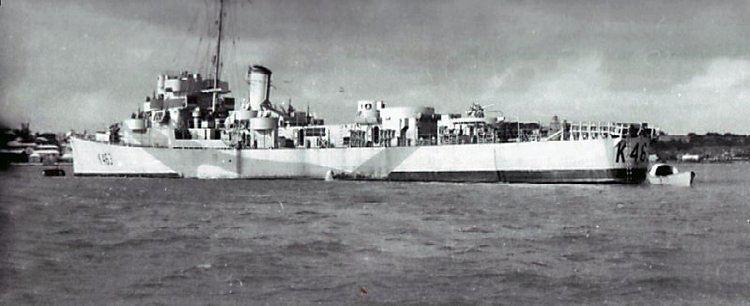 HMS Aylmer (K463) wwwnavsourceorgarchives06images0720607203jpg
