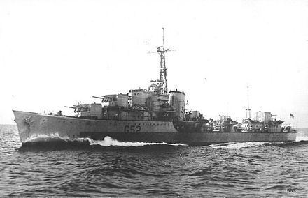 HMS Badsworth (L03) Arendal Schiff Wikiwand