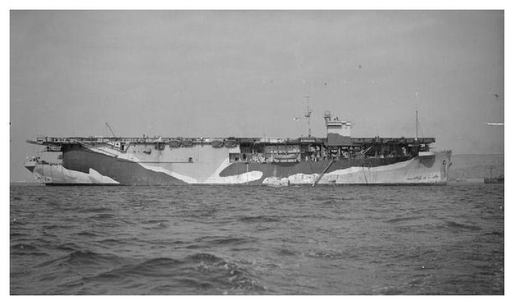 HMS Biter (D97) HMS BITER