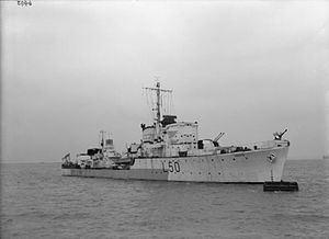 HMS Bleasdale (L50) httpsuploadwikimediaorgwikipediacommonsthu