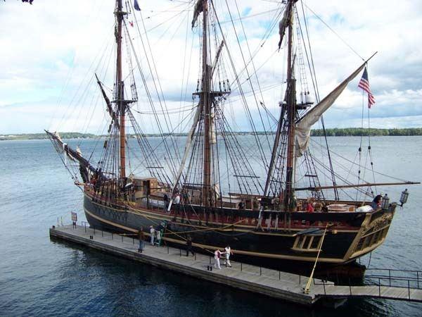 HMS Bounty HMS Bounty Free Ship Plans