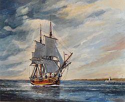HMS Bounty HMS Bounty Wikipedia