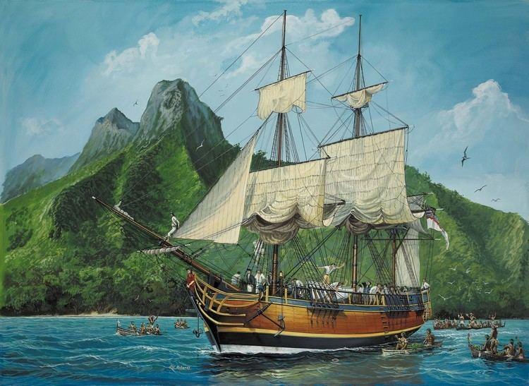 HMS Bounty Mystery of HMS Bounty Mutiny Annoyz View