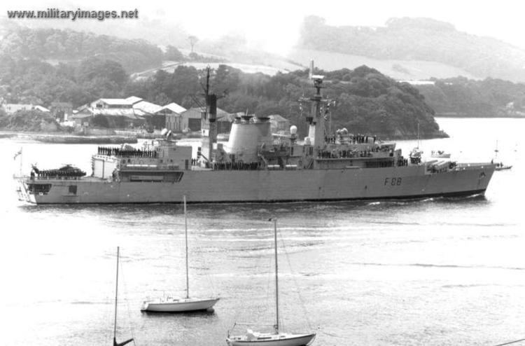 HMS Broadsword (F88) HMS Broadsword F88 MilitaryImagesNet A Military Photo Forum